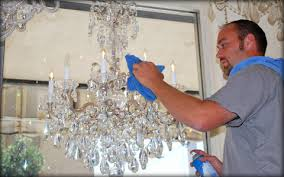 crystal chandelier services specializes