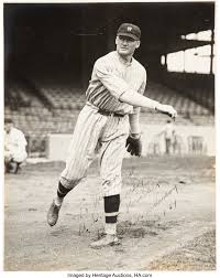 1924 Walter Johnson Signed Photograph Dating to Game Seven of World | Lot  #56138 | Heritage Auctions