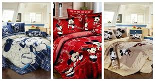 mickey mouse bedding sets for the grown