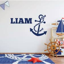 Nautical Wall Decals Vinyl Decals For Beach House Bedroom And Kitchen