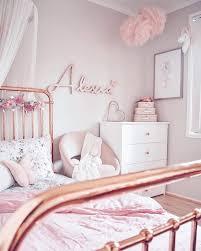 Girls Children S Bedroom Decor Pink Rose Gold Pink Bedroom Furniture Childrens Bedroom Decor Pink Girl Room