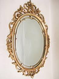 rococo baroque gold frame 60s french