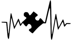 Heartbeat Autism Vinyl Decal Sticker For Window Car Truck Autistic Awareness Ebay