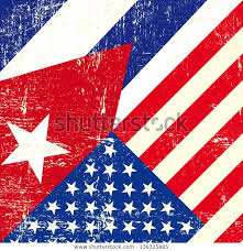 grunge flag this flag stock vector