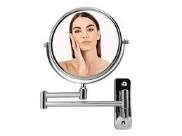 ovente wall mounted vanity makeup