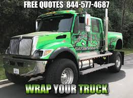 Truck Wraps Hercules Ca Wrap Your Truck For Business Or Pleasure