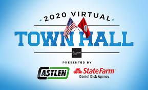 OT hosting virtual Town Hall Tuesday ...