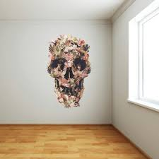 Jungle Skull 19 W X 28 H Walls Need Love Touch Of Modern