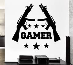 Crystal Emotion Gamer Wall Stickers Game Buy Online In Colombia At Desertcart