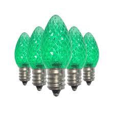 Ul Liệt Kê 25 Gói C7 LED Thay Thế Bóng Đèn, 2 Đèn LED SMD Trong Mỗi Giáng  Sinh Bóng Đèn Ngoài Trời Dây Đèn Màu Xanh Lá - Aliexpress