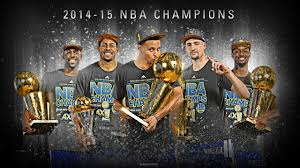 golden state warriors chions