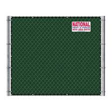 Chain Link Fence Windscreens Manufacturers And Suppliers In The Usa