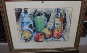 Ada Bell: upcoming auctions, appraisal insights and free art price analysis  - LotSearch