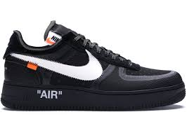 Nike Air Force 1 Low Off-White Black ...