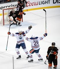 Whicker: Oilers' Adam Larsson too slick for Ducks – Daily News