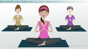 how to bee a certified yoga instructor