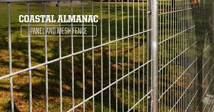 The Benefits Of Panels And Mesh Fencing