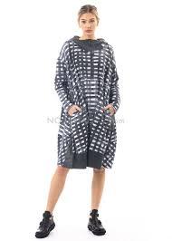 rundholz black label sweatshirt dress