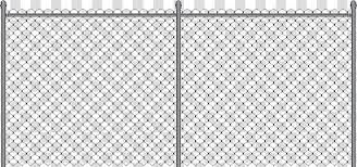 Fences Ornament Gray Metal Fence Transparent Background Png Clipart Hiclipart