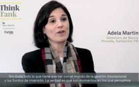 """Adela Martín considera """"ideal"""" el entorno actual para los ..."""