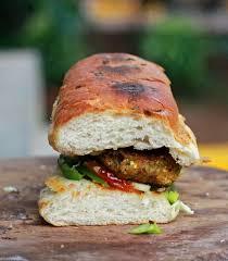 veggie patty subway sandwich recipe