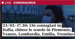 Coronavirus, a Crema la terza vittima. 150 contagiati in Italia ...