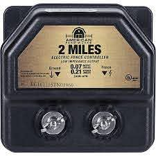 American Farmworks Ac Powered 2 Mile Charger Ea2m Afw At Tractor Supply Co