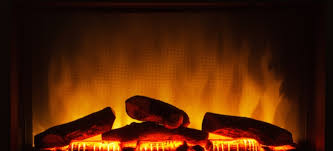 noisy electric fireplace quiet