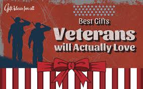 veterans day gift ideas to pay tribute
