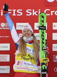Mahler claims maiden win at FIS Ski Cross World Cup in Val Thorens