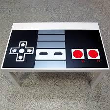 nintendo controller coffee table unicun