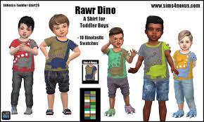 the sims 4 toddlers shirt nils stucki
