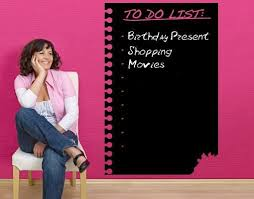 To Do List Wall Decal Board Style And Apply