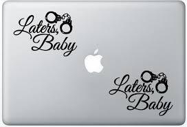 Buy 50 Shades Of Grey Laters Baby Flashdecals0987 Set Of Two 2x Decal Sticker Laptop Ipad Car Truck In Cheap Price On Alibaba Com