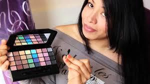 palette makeup clutch di e l f you