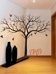 Tree Wall Decal Wall Sticker Tree Home Decor Giant Tree Wall Etsy