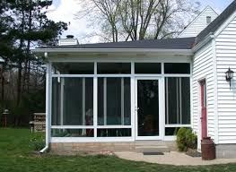 convert your screen porch to a sunroom