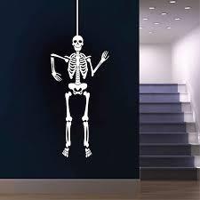 Custom Skeleton Halloween Decals Trendy Wall Designs