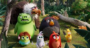 Sky Cinema for new animation channel with Angry Birds 2 and more