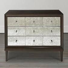 mirror front accent chest products