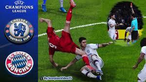 Chelsea Vs Bayern Monaco Champions League
