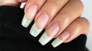 strong nails long nail care routine