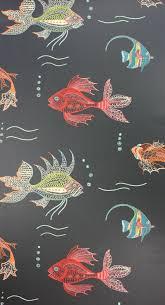 osborne and little fish wallpaper