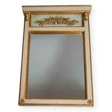 espejo trumeau francés vintage tallada