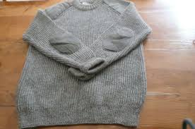 sweater pure wool made in lakes