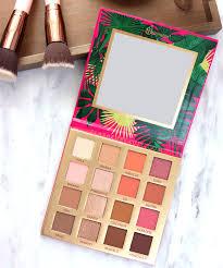 bh cosmetics hangin in hawaii palette