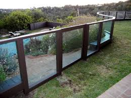 Fencing Solutions Plexiglass Fence Modern Fence Design Modern Fence Design Fence Design Modern Fence