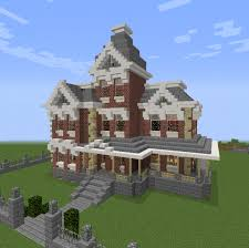 Victorian City House Blueprints For Minecraft Houses Castles Towers And More Grabcraft