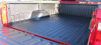 to repair sprayed on truck bed liner