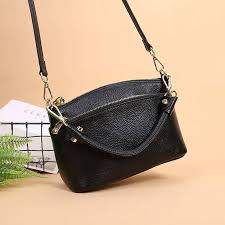 soft genuine leather shoulder bag